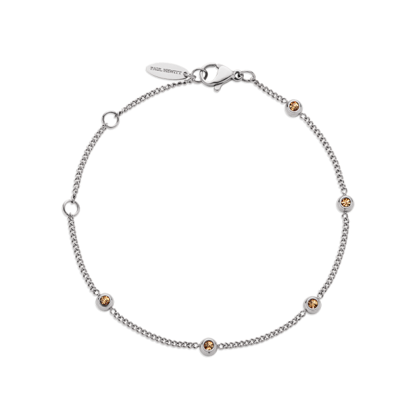 PAUL HEWITT Damen Armband Rainbow Silber
