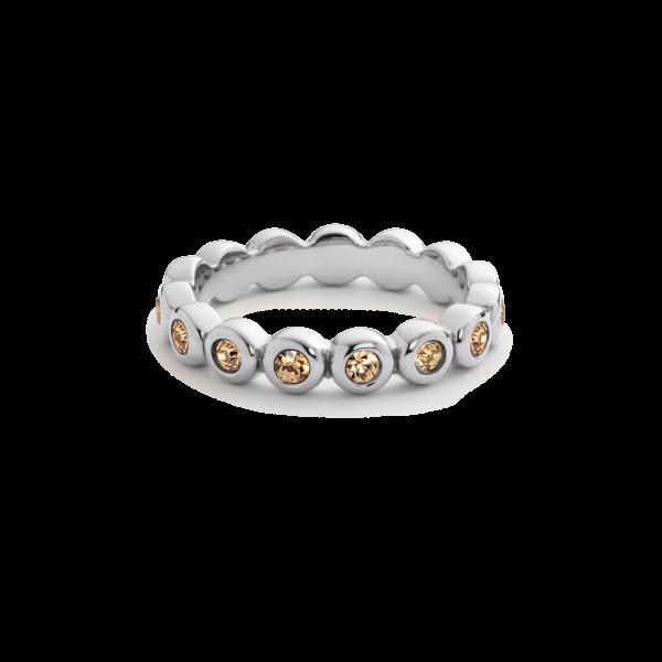 PAUL HEWITT Damen Ring Rainbow mit Zirkonia in Silber