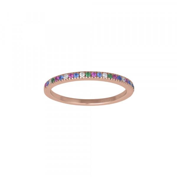 Joanli Nor Damenring Ring EZRANOR 1,8mm