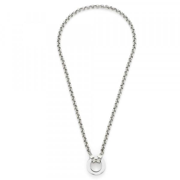 LEONARDO Damen-Halskette Halskette Pea 43cm Basic
