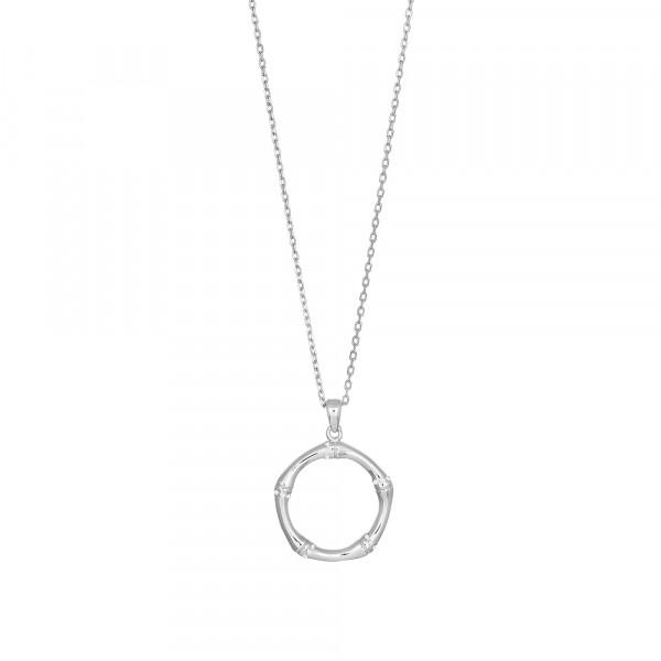 Joanli Nor Damenhalskette Halskette FLORINANOR 19mm
