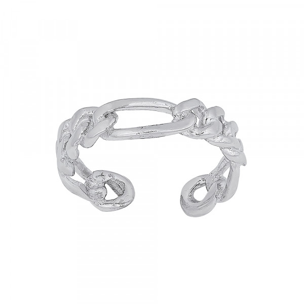 Nordahl Jewellery Damenzehenring Zehring Rhod. Silber BEACH52