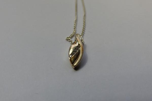 Damen Halskette aus 925er Sterling Silber