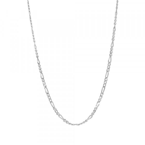 Nordahl Jewellery Damenhalskette Halskette FIGARO 1,2mm
