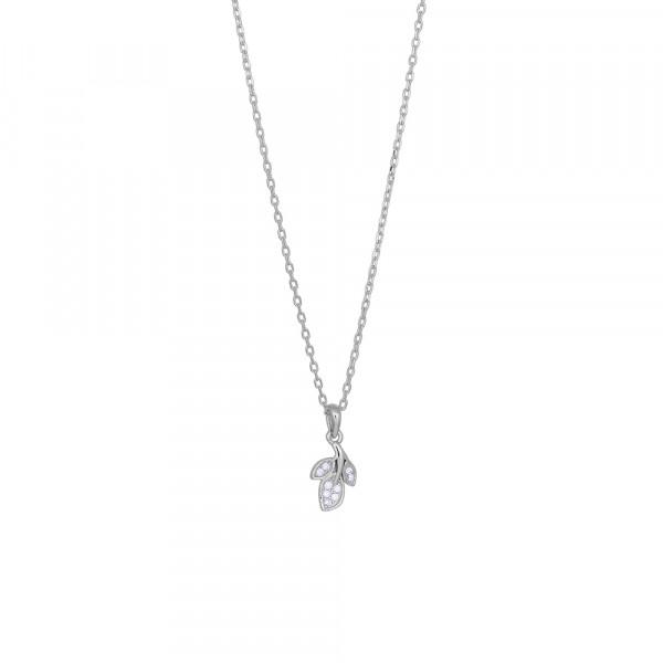 Damenhalskette Halskette ELMYNOR 42+3cm