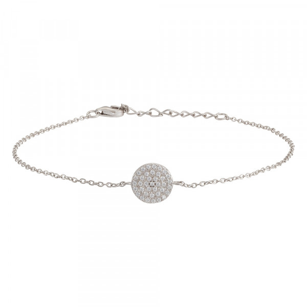 Damenarmband Armband ANNIE 10mm 17+3cm
