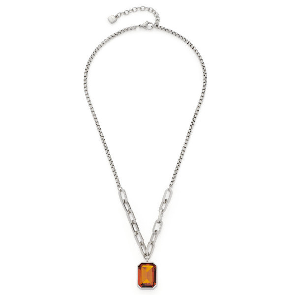 LEONARDO Damen-halskette Halskette Candela
