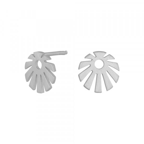 Nordahl Jewellery Damen-Ohrstecker aus Sterling Silber