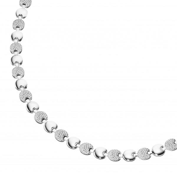 Da-lino Damen Halskette in 925 Silber