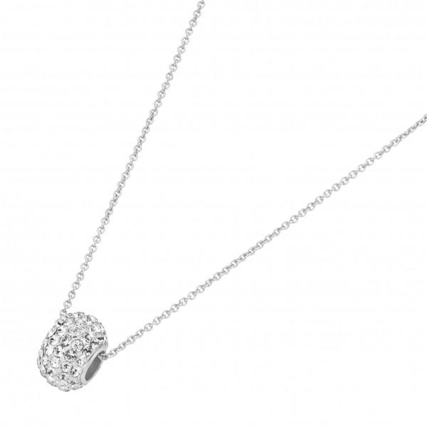 Damenhalskette Halskette mit Anhänger 925 Silber mir Swarovski by Da-lino 99044593450