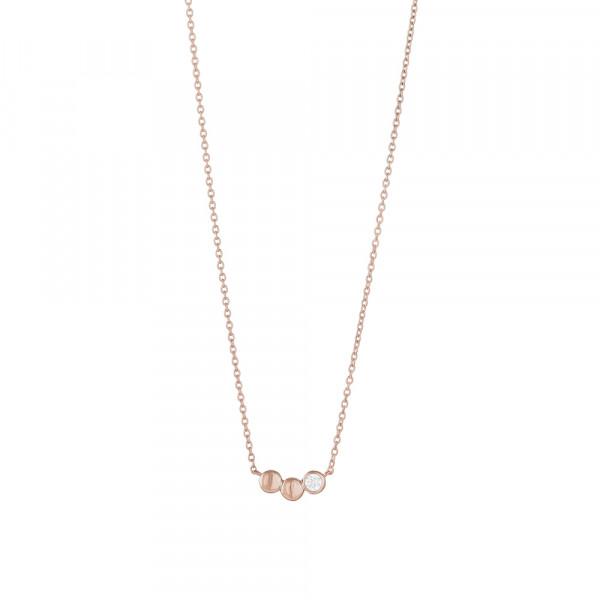 Damenhalskette Halskette FLIKANOR 11mm