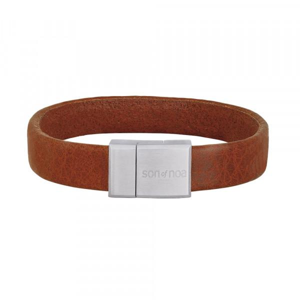 SON of NOA Herren-Armband Armband cognac Kalbsleder
